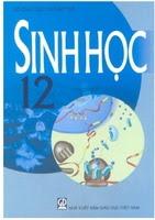 Sách Giáo Khoa Sinh Học Lớp 12