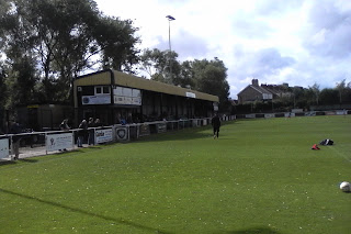 Sandy Lane, home of Handsworth Parramore FC