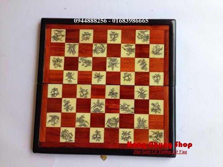 bộ cờ vua đẹp