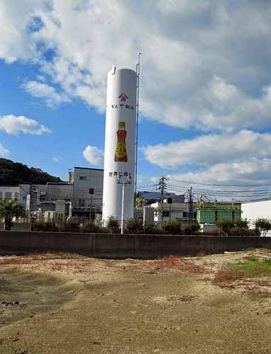 Soy Sauce Factory, Shodoshima.