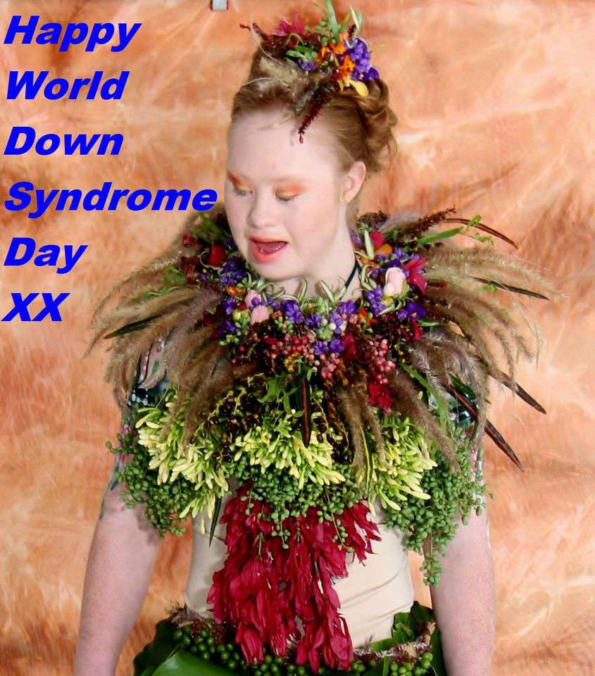 World Down Syndrome Day Wishes Unique Image