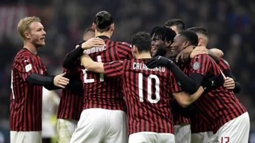 Skuad Pemain AC Milan 2020