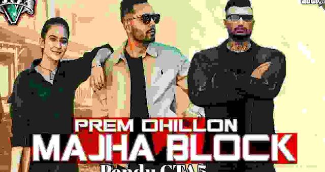 Manjha Block- Prem Dhillon- Whatsapp Status