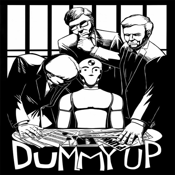 Dummy Up stream Self-Titled EP