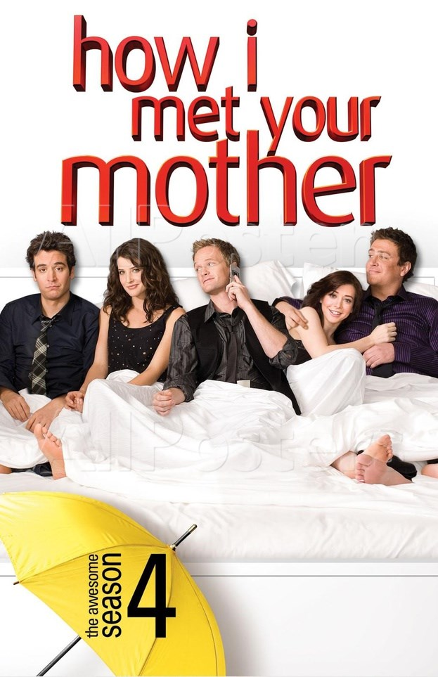 How I Met Your Mother 2008: Season 4 - Full (24/24)
