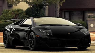 Lamborghini : futuristic design