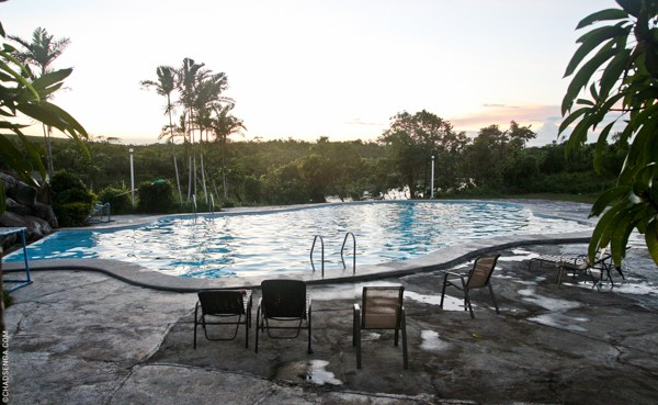 swimming pool, Mountain Lake Restort, Caliraya Springs, Laguna