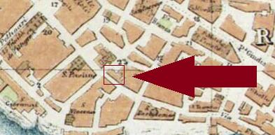 Case San Paolo mappa Marrè