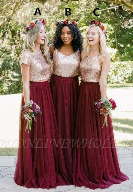 Babyonlinewholesale.com - modest bridesmaid dresses