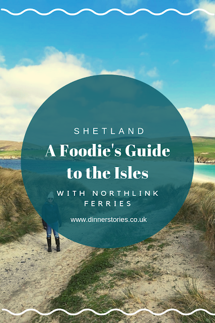PIN THIS: Shetland Foodie's Guide