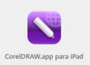 CorelDRAW no Ipad
