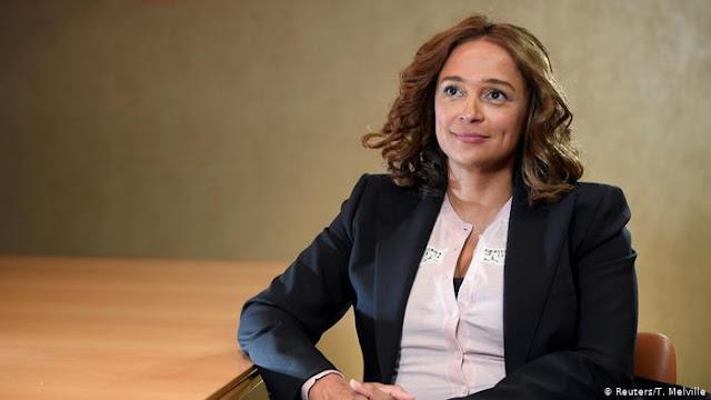 """Isabel dos Santos: """"Estou disponível a colaborar com a justiça"""""""