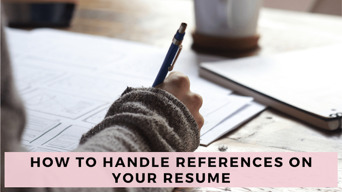 How to Handle References on Your Resume [Full Guide]