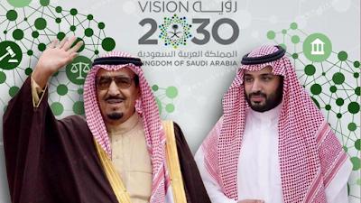 رؤية ٢٠٣٠ المملكة العربية السعودية (التعريف - الأهداف - المشاريع)