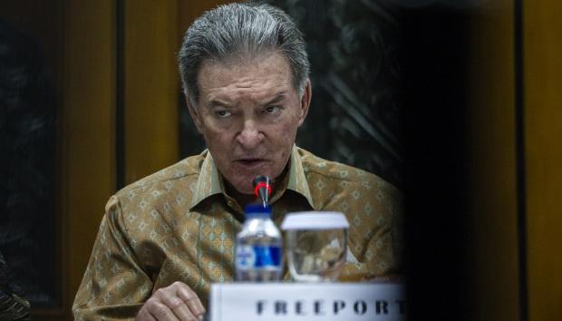 Pendiri Freeport McMoran, Jim Bob Moffett Wafat Akibat Komplikasi Covid-19.lelemuku.com.jpg