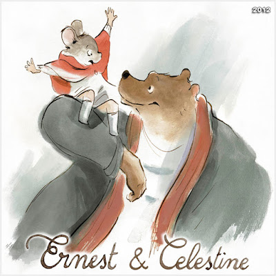 Ernest & Celestine - [2012]