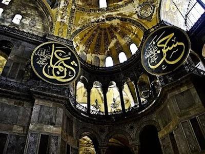 Aya Sofia (Hagia Sophia)… Kembali kepada Pemilik Sebenarnya
