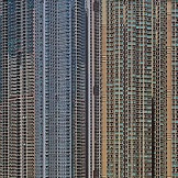 Michael Wolf: Hong Kong - 53 stories showing.