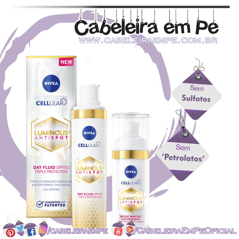Produtos Cellular Luminous630 Antispot - Nivea