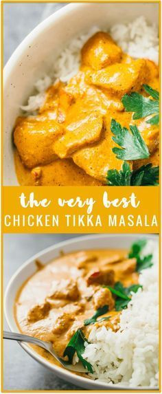An amazìng ìndìan chìcken tìkka masala recìpe — restaurant qualìty, made from scratch, and easy to make. The chìcken ìs tender and flavorful, and the sauce ìs creamy, thìck, and decadent. ìt's also low carb, keto, and gluten free.
