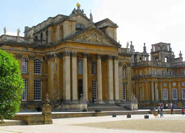 Blenheim Palace - All About London