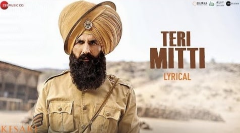 Teri Mitti Lyrics, B Praak,