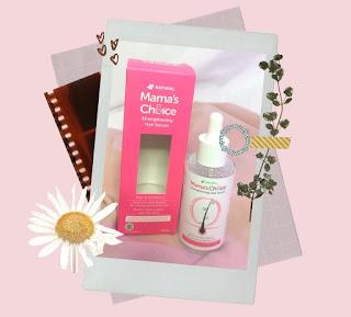 review-mamas-choice-strengthening-hair-serum-untuk-rambut-rontok-saat-menyusui