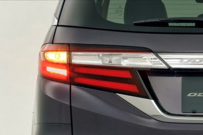 All New Honda Odyssey Indonesia