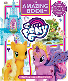 MLP The Amazing Book of My Little Pony Books