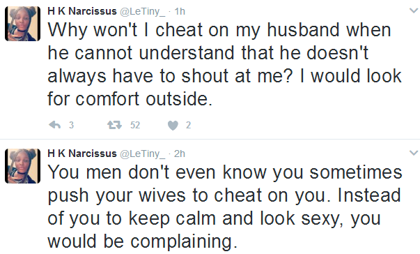 why would a woman cheat