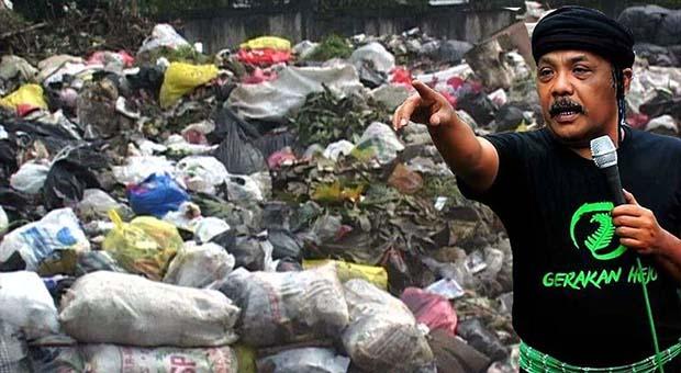 HUT RI ke-74, Gerakan Hejo Canangkan Jabar Merdeka Sampah