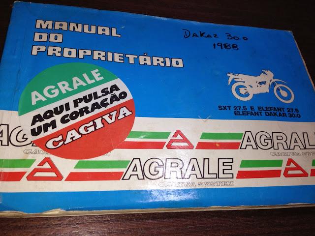 foto 1 - Garagem do Colecionador: Agrale Dakar 30.0 - 1988