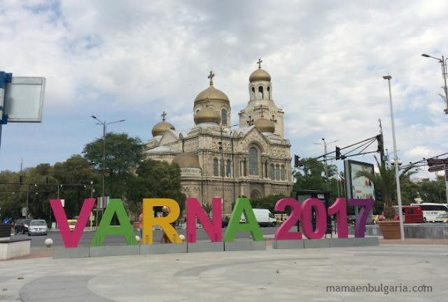 Varna, bulgaria, Varna 2017