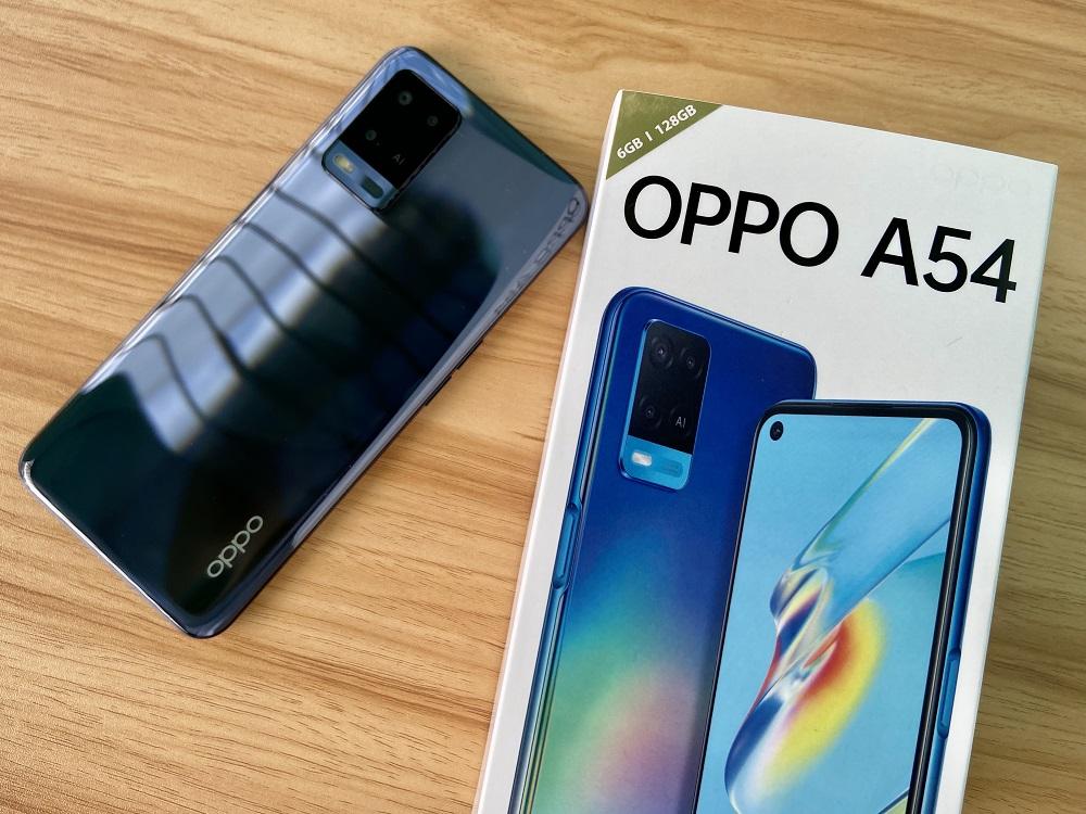 OPPO A54 Verdict