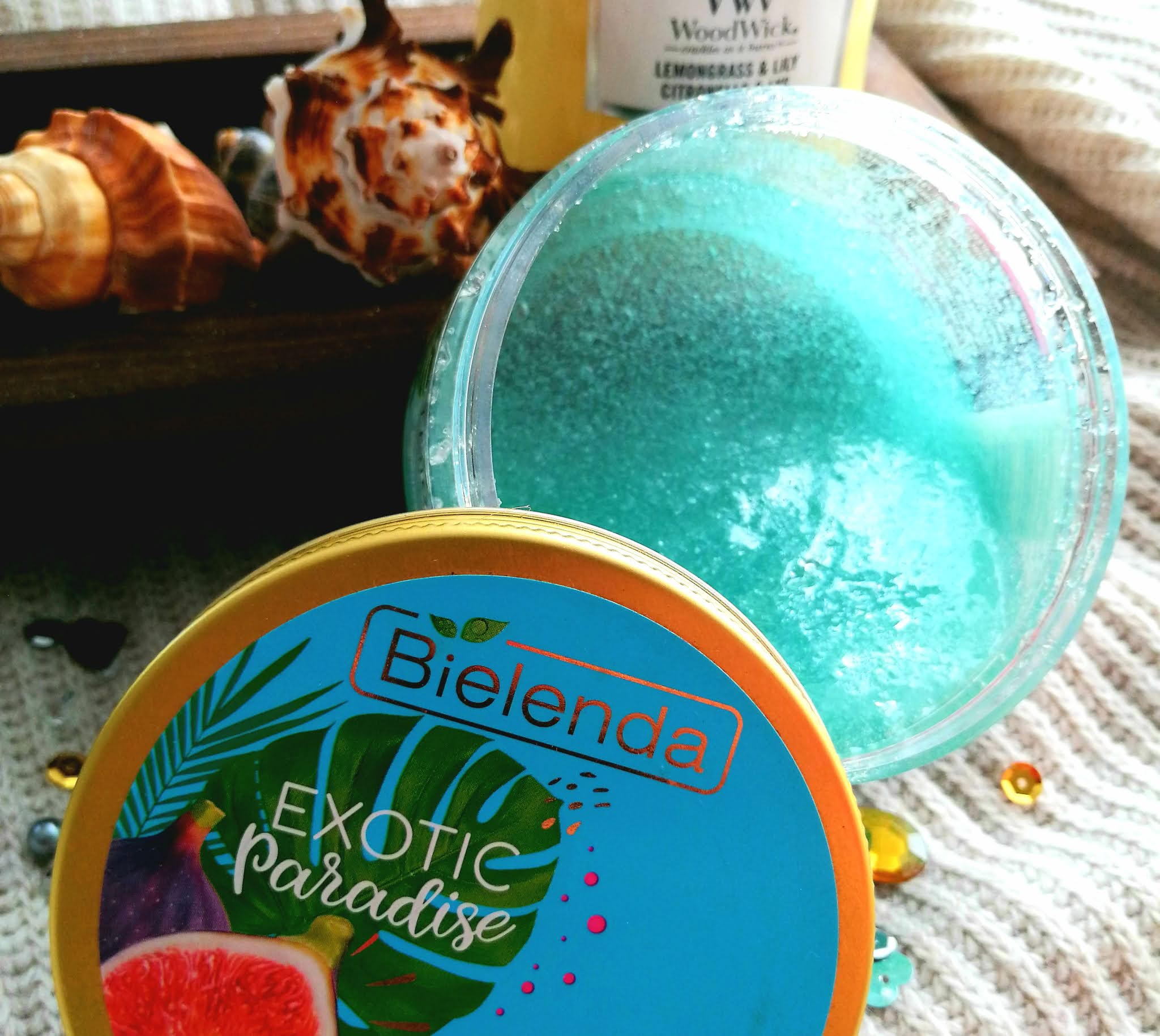 Bielenda EXOTIC PARADISE - cukrowy peeling do ciała Aneta Lason Beauty Talks