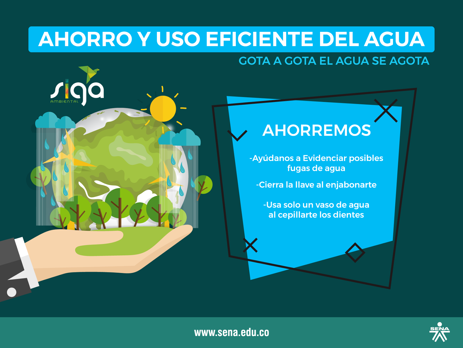 Ahorro Del Agua Uso Y Ahorro Eficiente Del Agua Full Hd Maps Locations