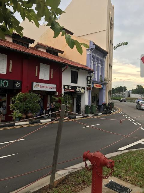 Miz Japanese Restaurant, Kampong Bahru Road