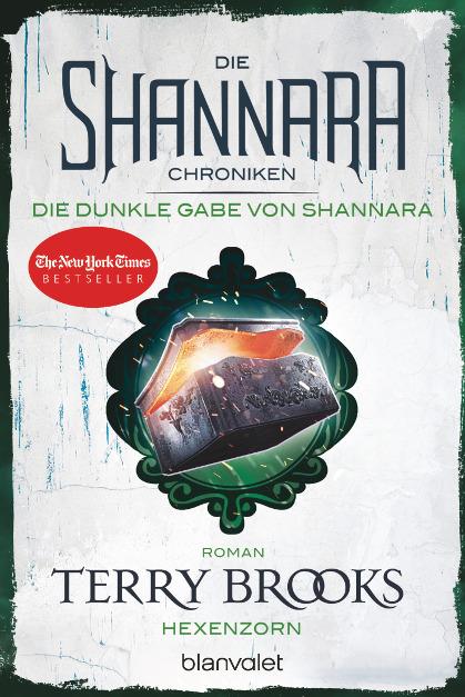 Hexenzorn von Terry Brooks