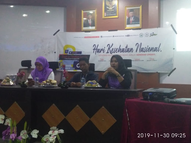 STIKES Harapan Ibu Jambi Peringati Hari Kesehatan Nasional (HKN)