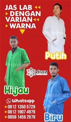 0812 1350 5729 Harga Jual Baju Lab Di Jakarta