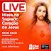 BROTAS DE MACAÚBAS: FESTA DO SAGRADO CORAÇÃO DE JESUS 2020 EM NOVO HORIZONTE SERÁ TRANSMITIDA PELA INTERNET