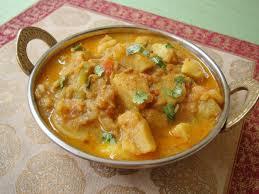 Potato kurma in TAMIL,செட்டிநாடு கத்தரிக்காய் அவியல்,Breakfast side dish Tami