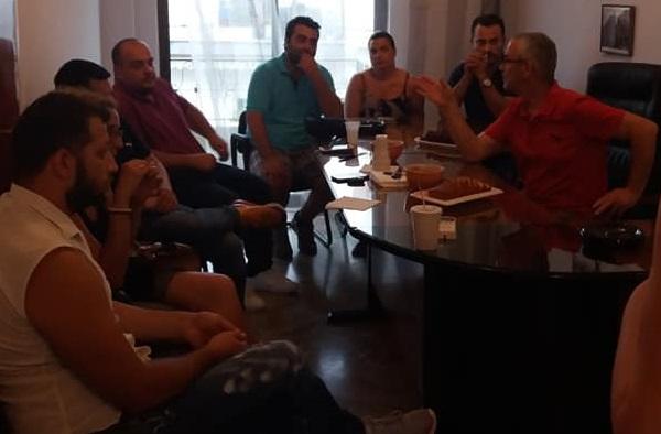 Συνάντηση επιχειρηματιών εστίασης με τον Εμπορικό Σύλλογο Άργους - 2 Σεπτεμβρίου η Λευκή Νύχτα στο Άργος