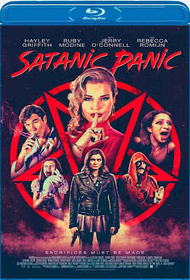 Satanic Panic [2019] [BD25] [Subtitulado]