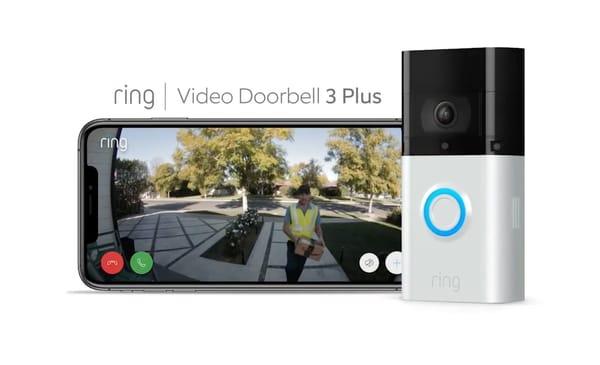Ring introduces its latest video doorbell, Video Doorbell 3