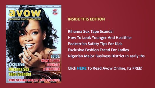 Avow Exclusive Digital Magazine Issue 8