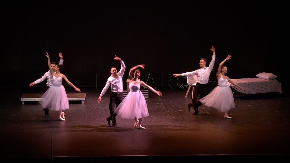 El vuelo del cisne Tributo Billy Elliot