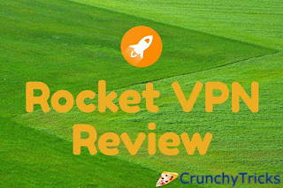 Rocket VPN Review