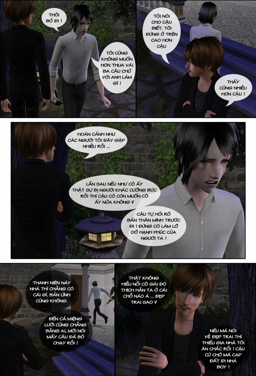 Truyện Sims - Earl Story chap 85 - Trang 6
