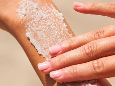 Manfaat Body Scrub